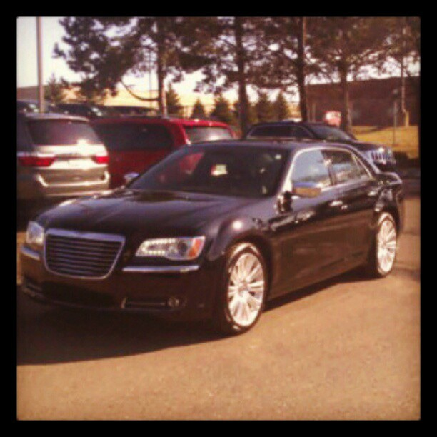 Chrysler 300 at The Suburban Collection in Novi